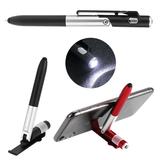 stylus pen met led en standaard telefoon