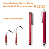 Stylus pen ipad en iphone_