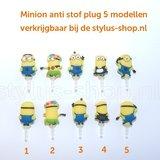 Minion anti stof plug_