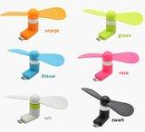 Mini ventilator Smartphone Android_