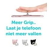 Smartphone Ring Houder/Stand zwart_