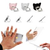 Smartphone Ring Houder/Stand rose_
