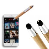 Bamboo stylus pen_