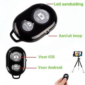 Bluetooth Afstandsbediening