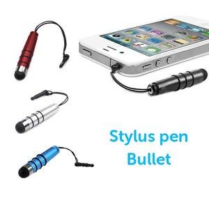 Stylus pen bullet