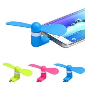 Mini ventilator Smartphone Android