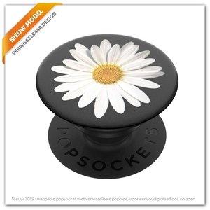 Popsocket  White Daisy
